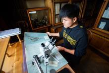 Обучение в ТГУ поможет китайскому ученому сохранять природу в КНР