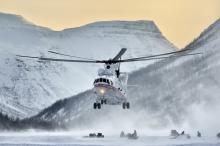 Российская Арктика: проблемы, перспективы, новые технологии