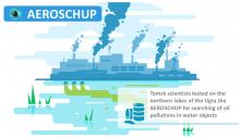 Технология томских ученых по очистке дна водоемов от нефти прошла госэкспертизу