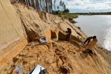 Эксперт ТГУ: на рубеже плейстоцена и голоцена в Сибири бушевали пожары